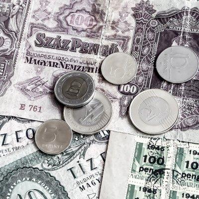 Még néhány hétig beválthatók a régi bankjegyek
