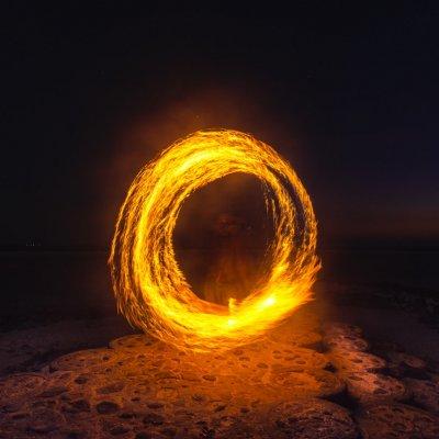 Tűz volt az Árkádban